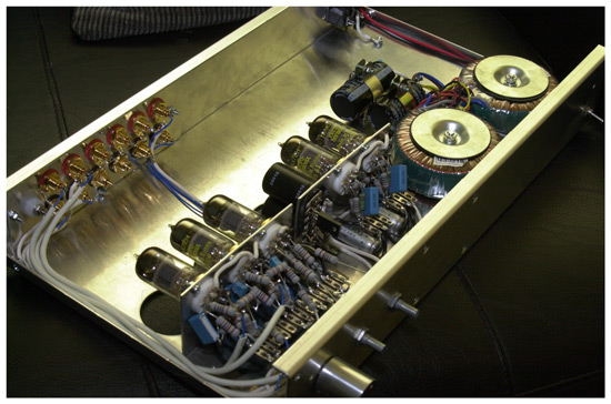 The new Croft prototype pre-amp