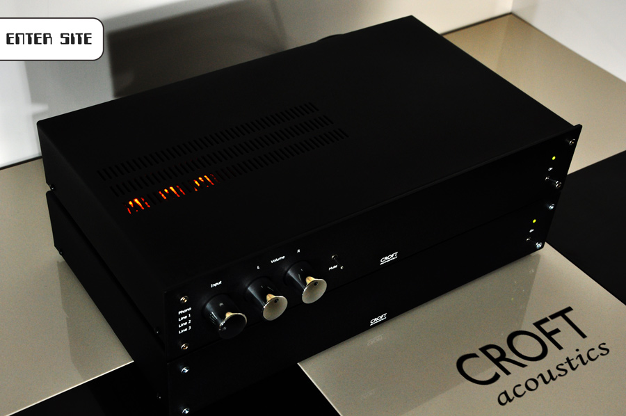 Croft Acoustics release of the Micro 25 and Series 7  May 2009